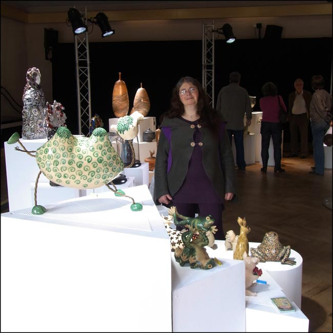 ceramics exhibition